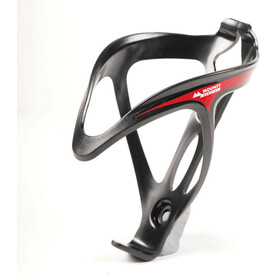 Mounty Race-Cage Flaskeholder, black/red